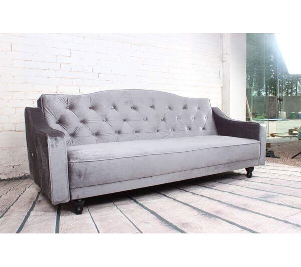 New Design Delanie Sleeper Sofa by House of Hampton by House of Hampton