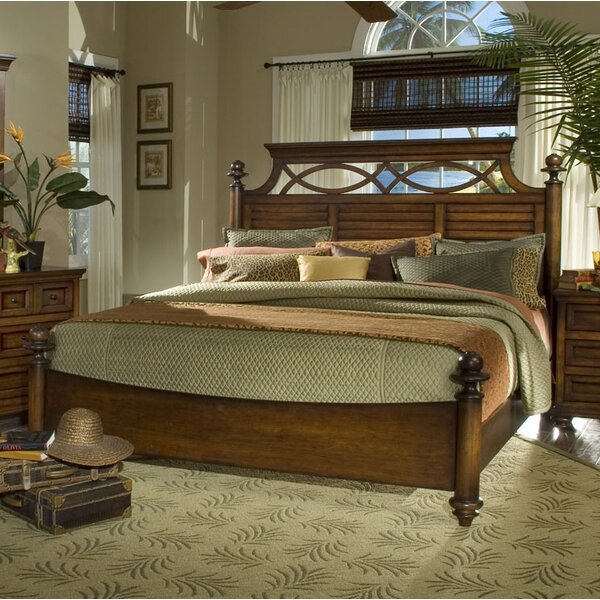 King Four Poster Standard Bed by Minick Wood Products