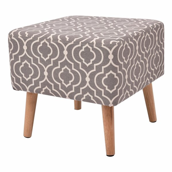Desiree Accent Stool by Bungalow Rose