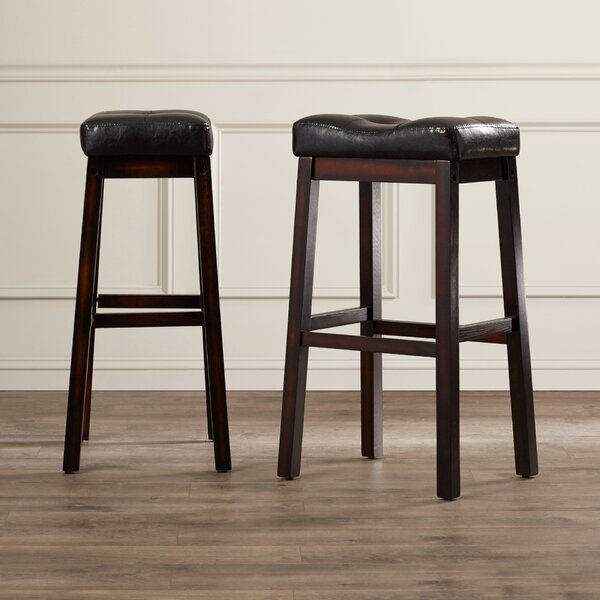 Ocalsa 29 Bar Stools (Set of 2) by Alcott Hill