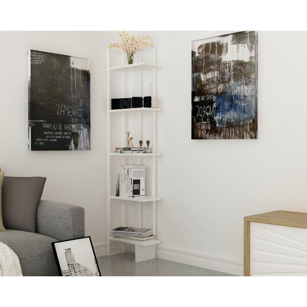 Phaneuf Corner Bookcase By Wrought Studio
