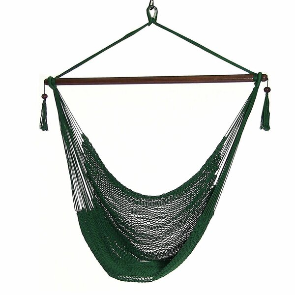 Poe Polyester Chair Hammock by Bay Isle Home
