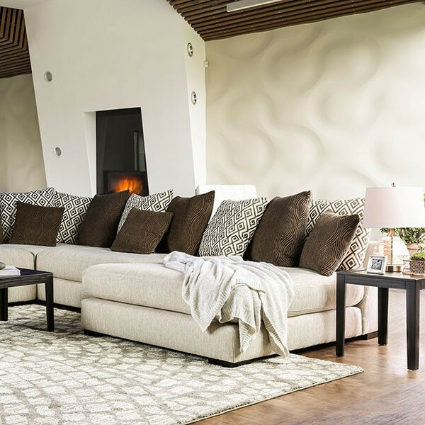 Allegro Sectional by Latitude Run