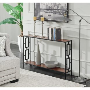 Reviews Dobson Console Table ByWinston Porter