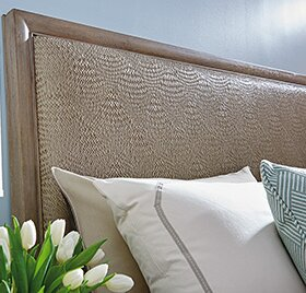 Shadow Play Uptown Upholstered Panel Headboard by Lexington