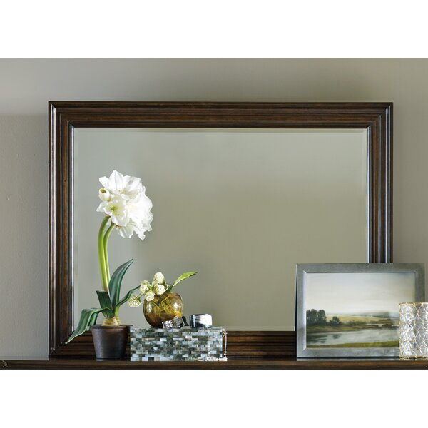 Leesburg Rectangular Dresser Mirror by Hooker Furniture