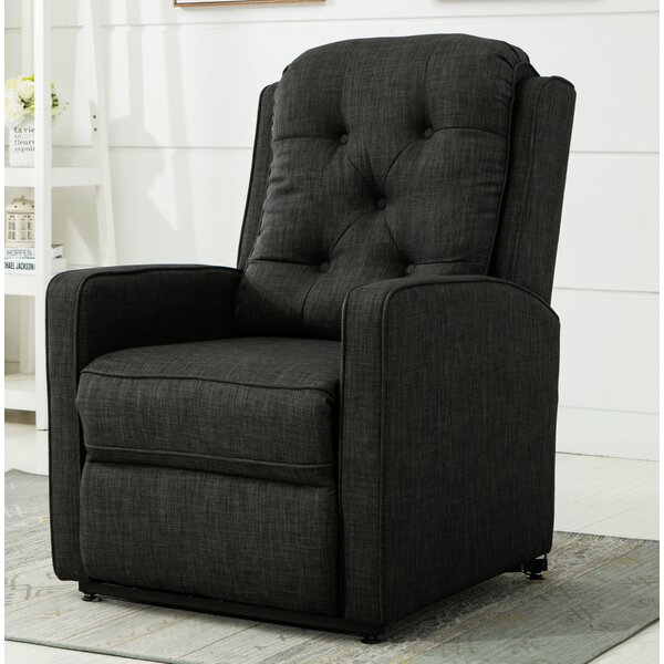 Jo Power Lift Assist Recliner by Darby Home Co