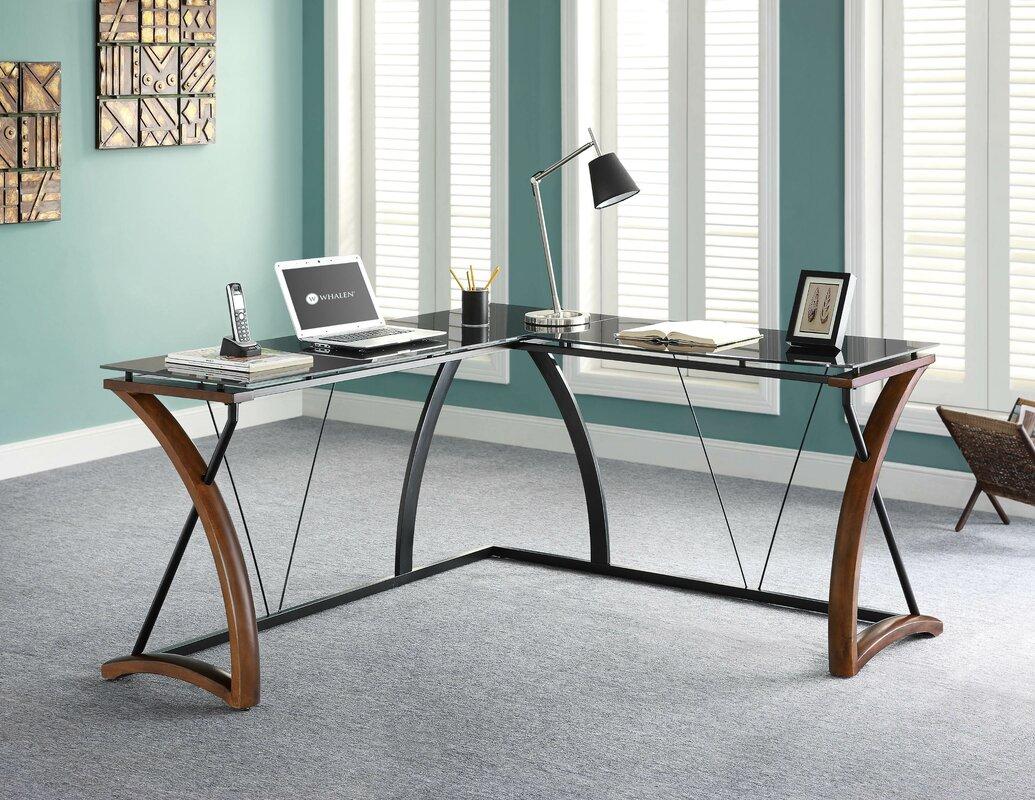 newport lshape corner desk