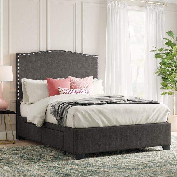 Almodovar Upholstered Storage Platform Bed by Darby Home Co