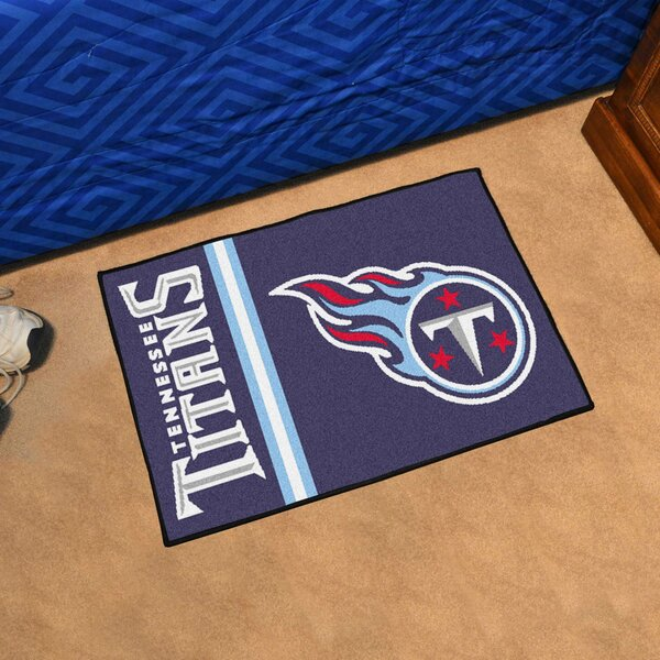 NFL - Tennessee Titans Starter Doormat by FANMATS
