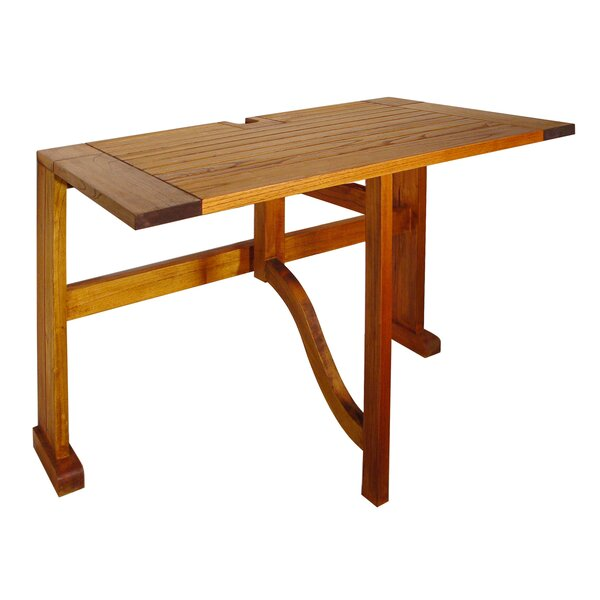 Terrace Mates Villa Half Square Dining Table by Blue Star Group