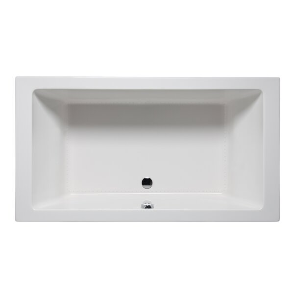 Vivo 66 x 42 Drop in Bathtub by Americh