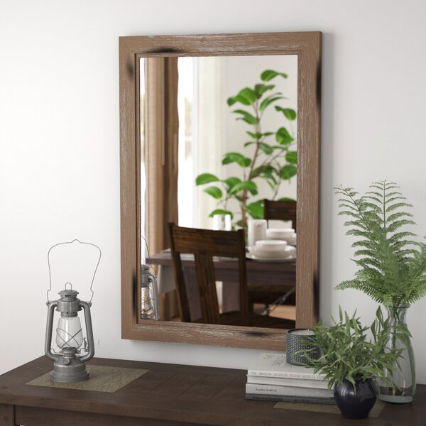 Bathroom/Vanity Mirror by Union Rustic