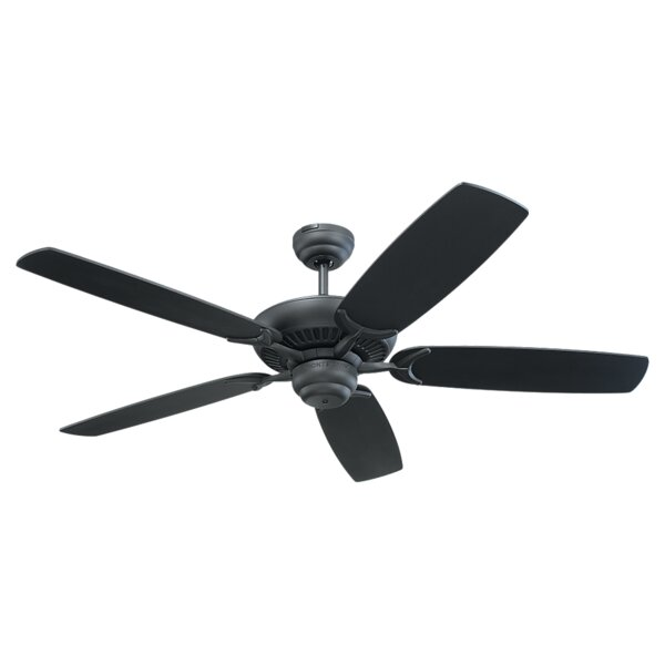 52 Colony 5-Blade Ceiling Fan by Monte Carlo Fan Company