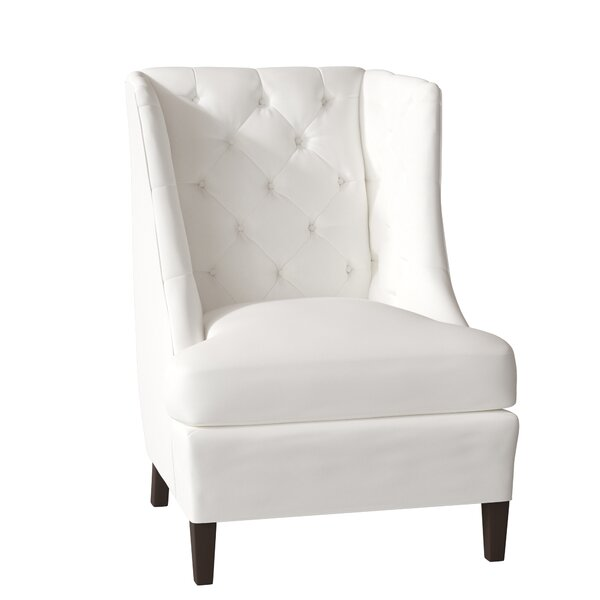 Rialto Wingback Chair By Duralee Furniture