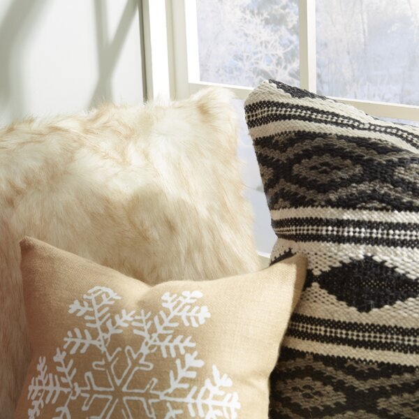 Ostlund Throw Pillow by Union Rustic