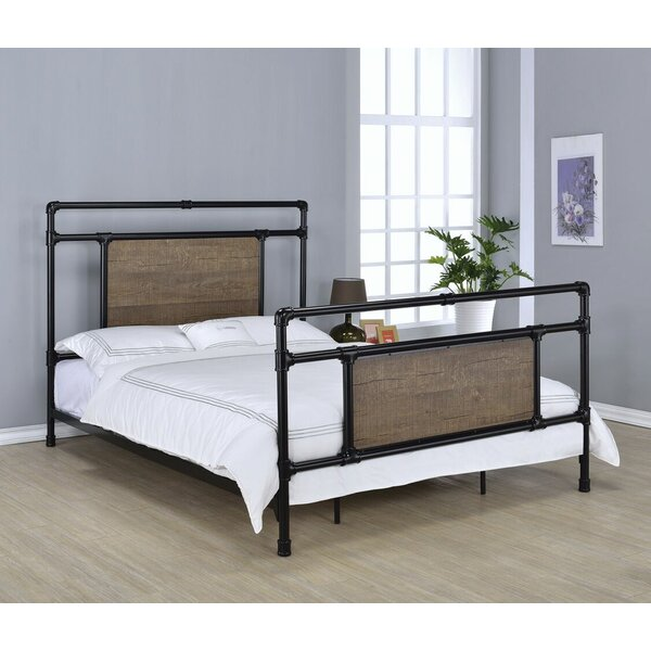 Lunn Standard Bed by Gracie Oaks