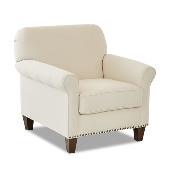Kaelyn Armchair by Wayfair Custom Upholstery Wayfair Custom Upholstery™