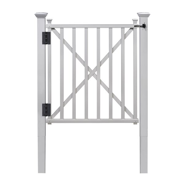 Birkdale Vinyl Gate by Zippity Outdoor Products