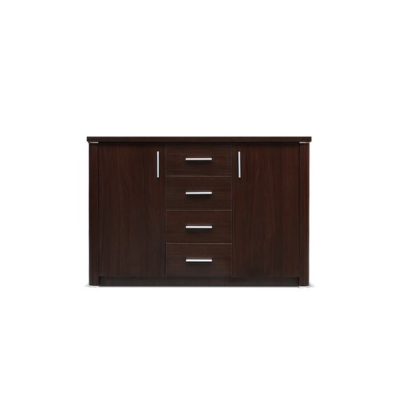 Viramontes 4 Drawer Combo Dresser by Latitude Run