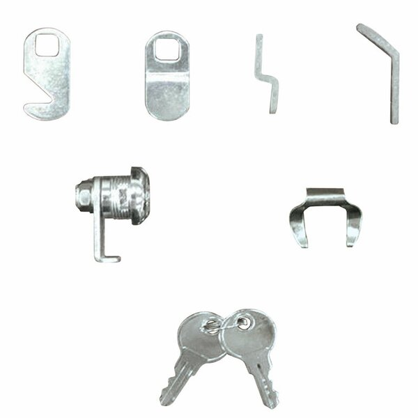 Replacement Mailbox Cam Lock by Gibraltar Mailboxe