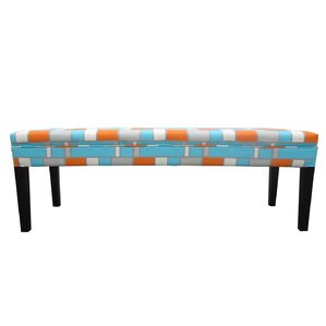 Kaya Upholstered Bench by Sole Designs