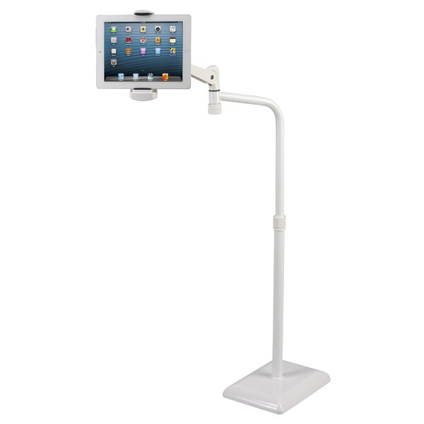 Height Adjustable 360 Degree Rotating Floor Tablet Stand by idée