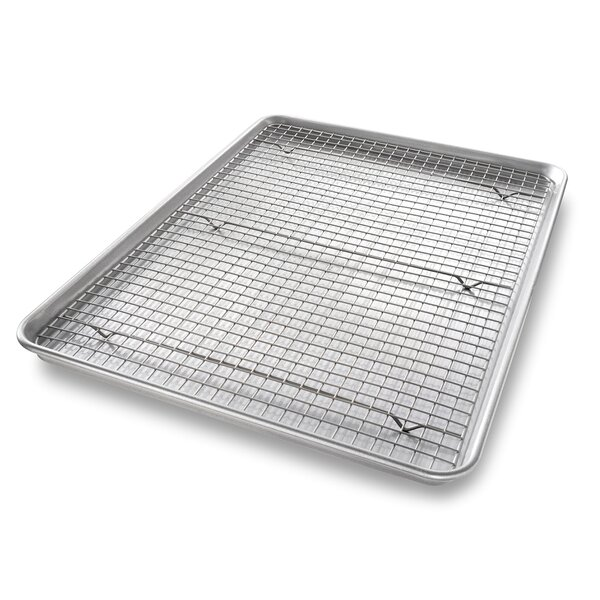 Non-Stick Baking Sheet Rack Set by USA Pan