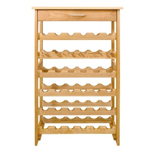 36 Bottle Floor Wine Rack by Catskill Craftsmen, Inc.