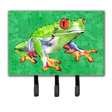 Frog Key Holder by Caroline's Treasures