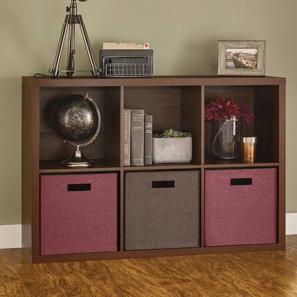 Great Deals Decorative Storage Cube Bookcase