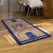 NBA - Washington Wizards NBA Court Runner Doormat by FANMATS