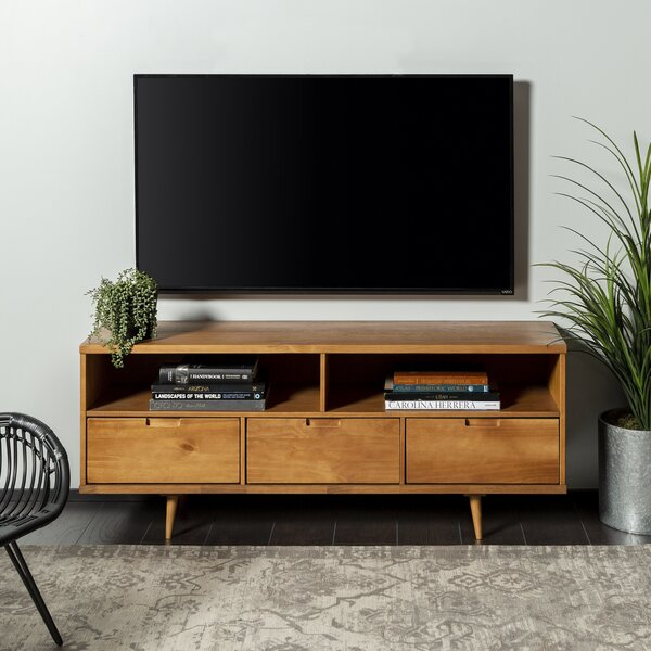 Price Check Gervais TV Stand for TVs up to 65 by George Oliver