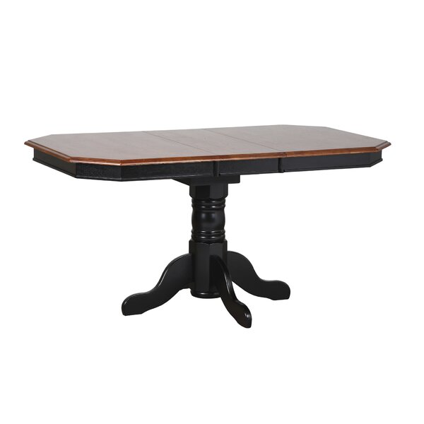 Irie Extendable Dining Table by Loon Peak