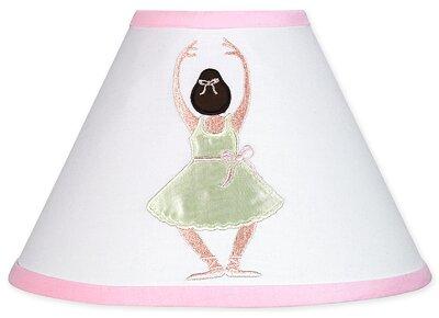 Ballerina 7 Latex Free Empire Lamp Shade by Sweet Jojo Designs