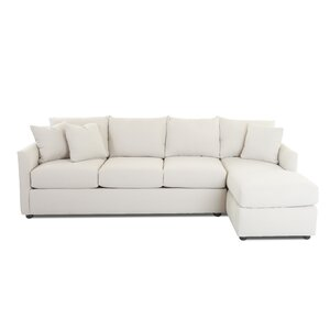 Cailinn Upholstered Sectional by Gracie Oaks