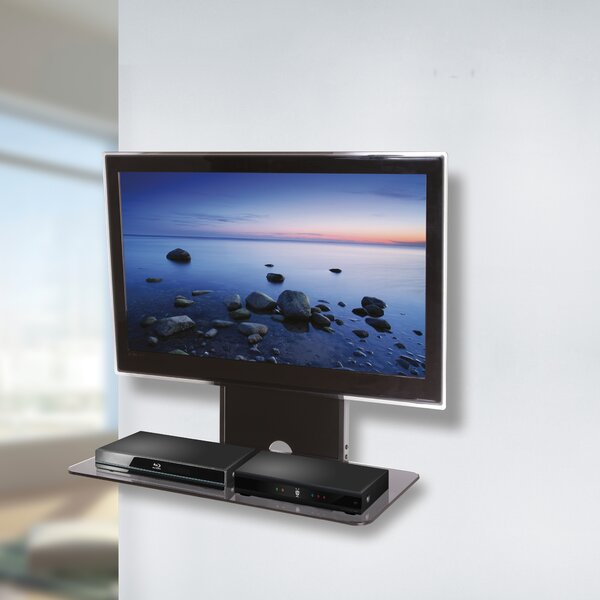 Ultimate All-In-One TV Mounting System for 30-55 Flat Panel Screen by AVF