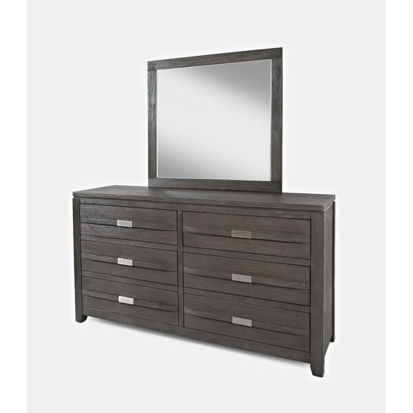 Berea 6 Drawer Double dresser by Ivy Bronx
