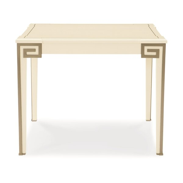 Game on Solid Wood Dining Table by Caracole Classic Caracole Classic
