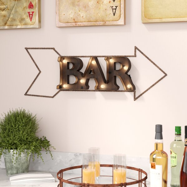 Marquee Sign by Trent Austin Design