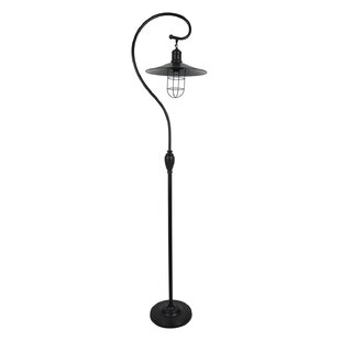 Read Reviews Chesterfield 74 Arched Floor Lamp By Williston Forge