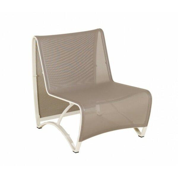 Jet Stream Modular Single Fireside Patio Chair (Set of 2) by Les Jardins