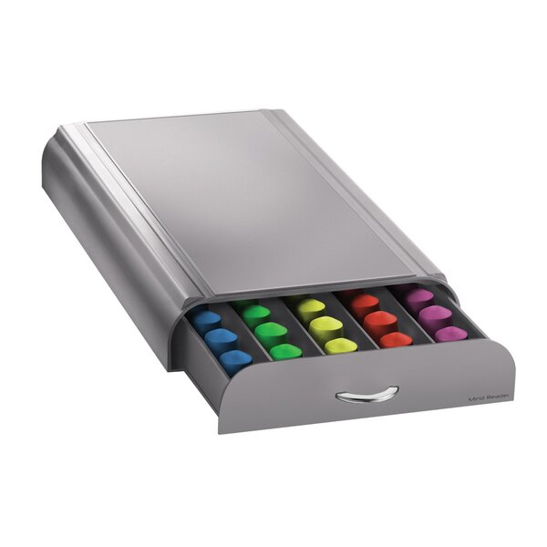50 Pod Drawer for Nespresso Capsules by Mind Reader