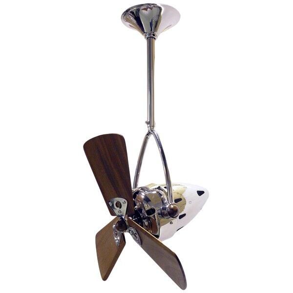 16 Jarold 3 Blade Ceiling Fan by Matthews Fan Company