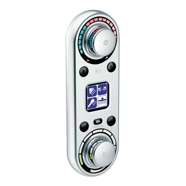 Vertical Spa Digital Control by Moen