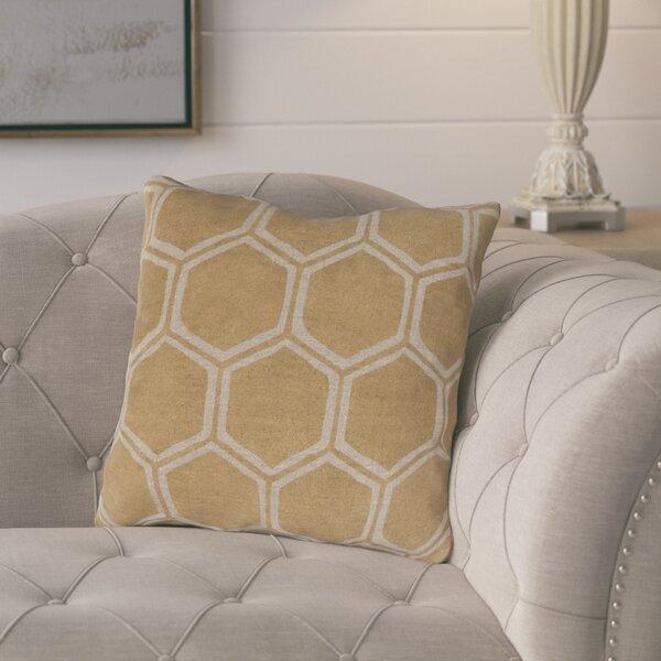 Elencourt Linen Throw Pillow by Gracie Oaks
