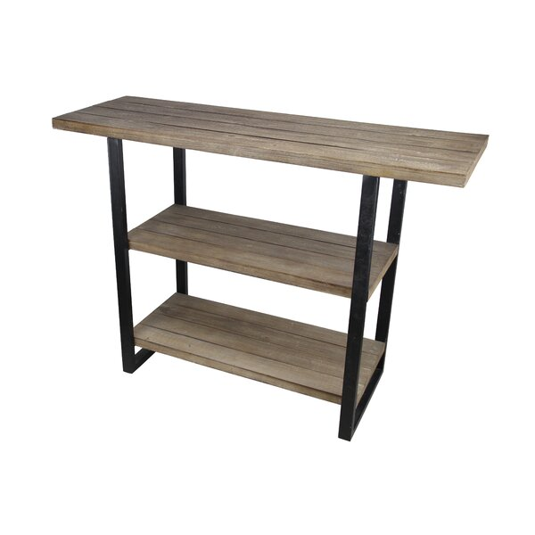 Cheungs Black Console Tables