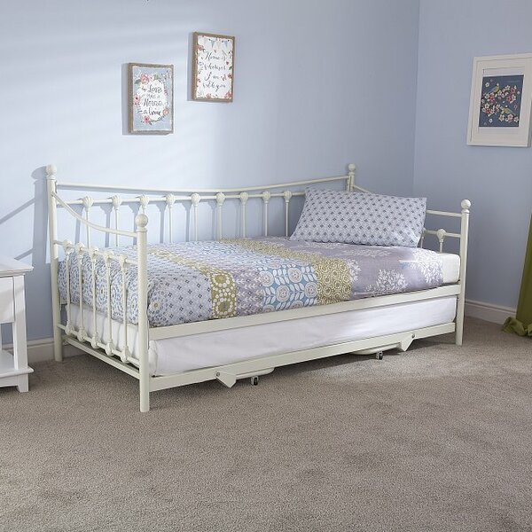 Andover Mills David Daybed With Trundle Amp Reviews