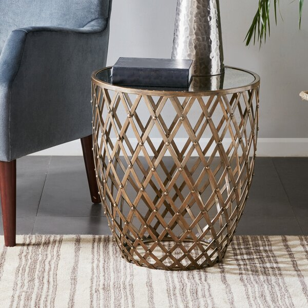 Hulett End Table By Wrought Studio