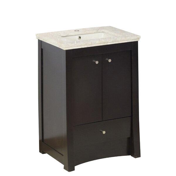 Alburgh 24 Single Bathroom Vanity Set by Latitude Run